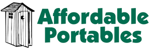 Affordable Portables Logo