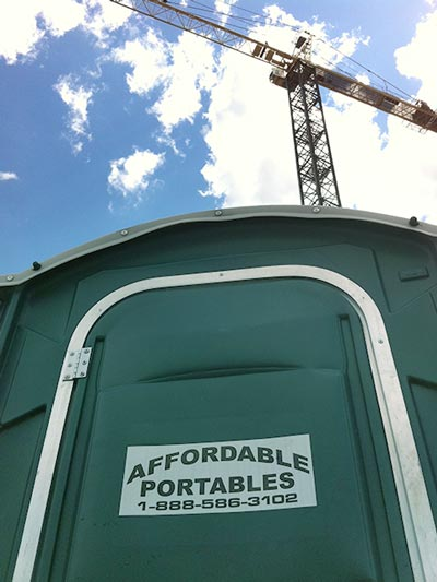 Affordable Portables takes portability to new heights