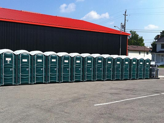 Regular Portable Toilets